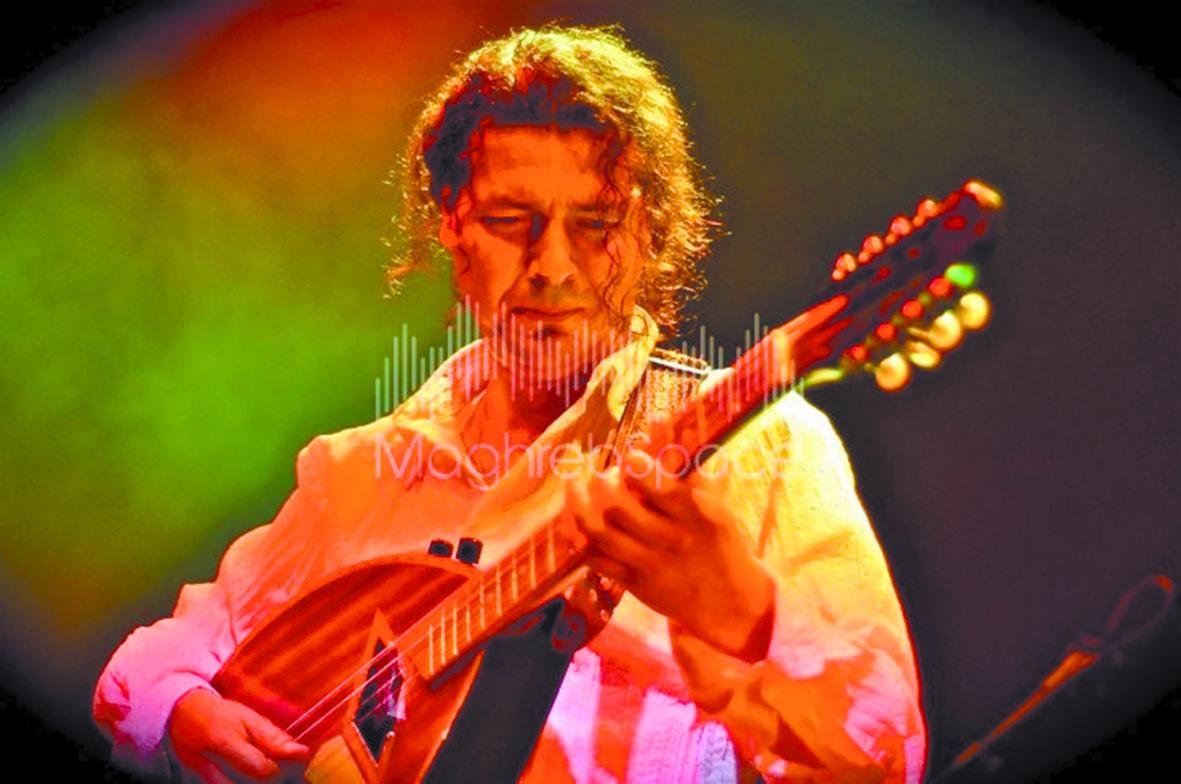 Aziz Sahmaoui clot en apothéose le Festival Taragalte