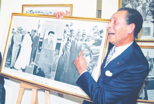 """Meknès accueille l'exposition """"Les trois Rois"""" de Mohamed Maradji"""
