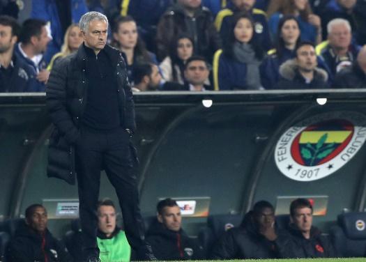 Nouvelle débâcle pour United et Mourinho