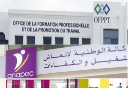 Convention entre l'OFPPT et l'ANAPEC