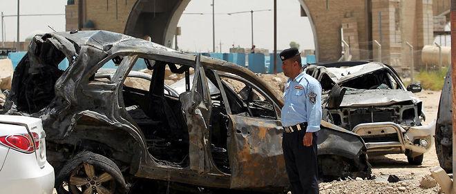 Attentats suicide à Tikrit et Samarra en Irak