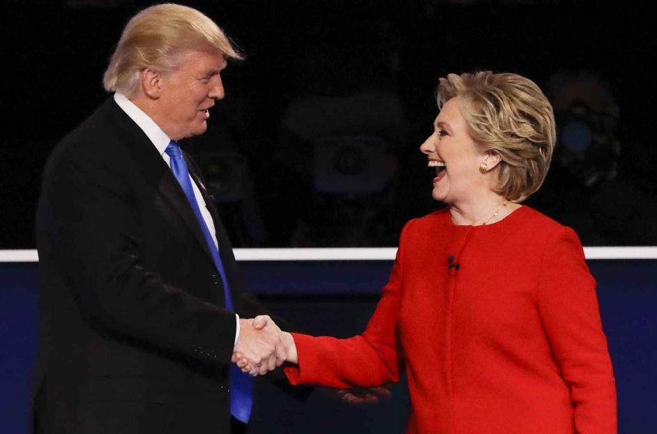 Trump et Clinton se battent jusqu'au bout