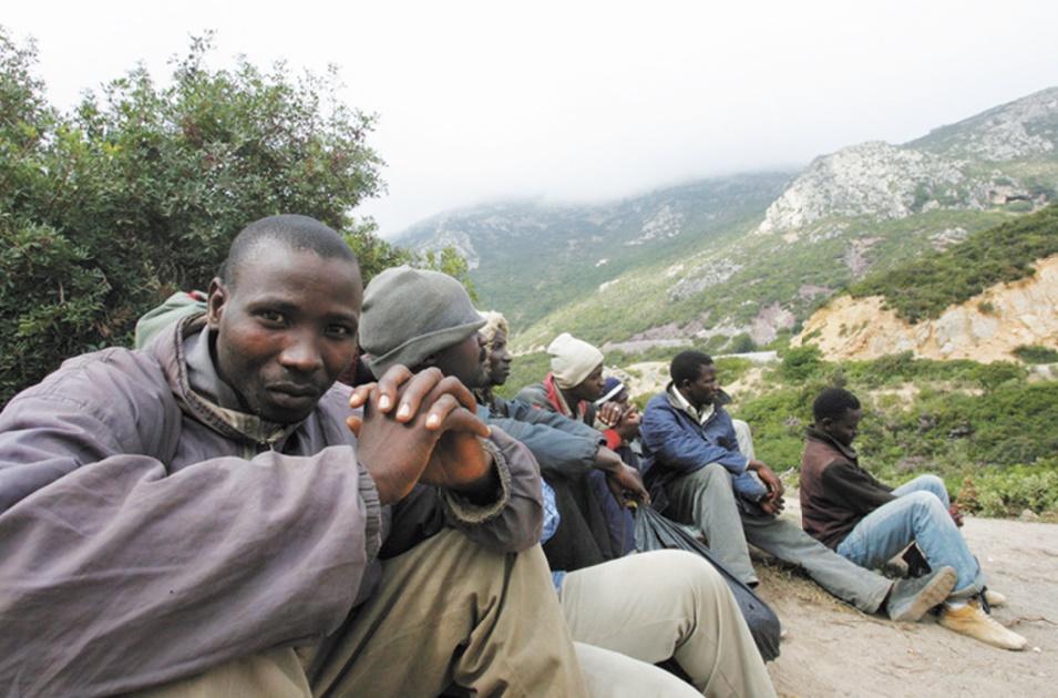 La situation des migrants se gâte à Nador