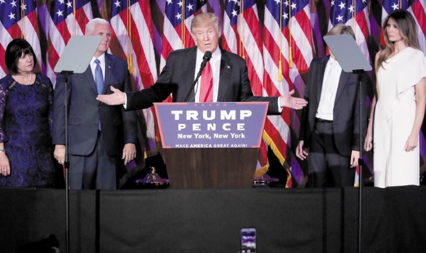 Election de Trump Stupéfaction et inquiétude dans le monde