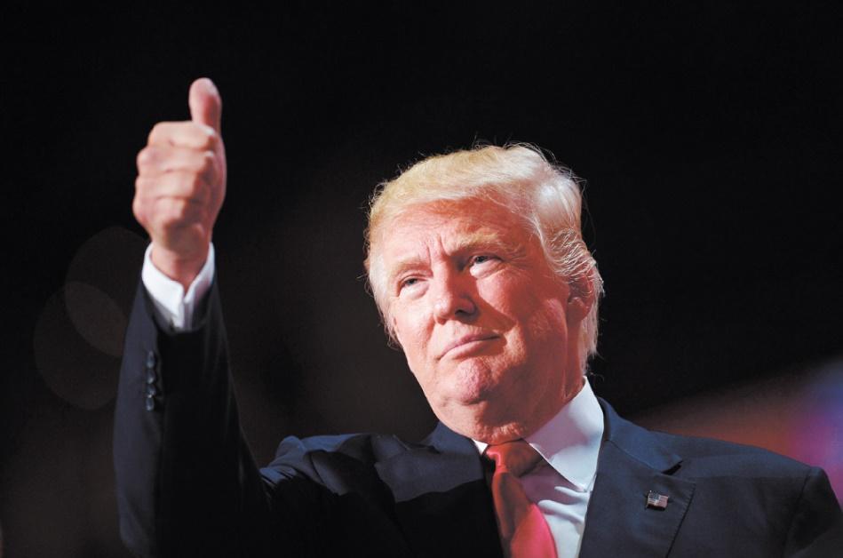 Il faut être américain pour le faire : Contre toute attente, Trump élu 45ème président U.S