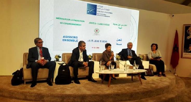 Médias et environnement : L'importance de la formation et la supervision des  journalistes et des médias mises en exergue à Marrakech