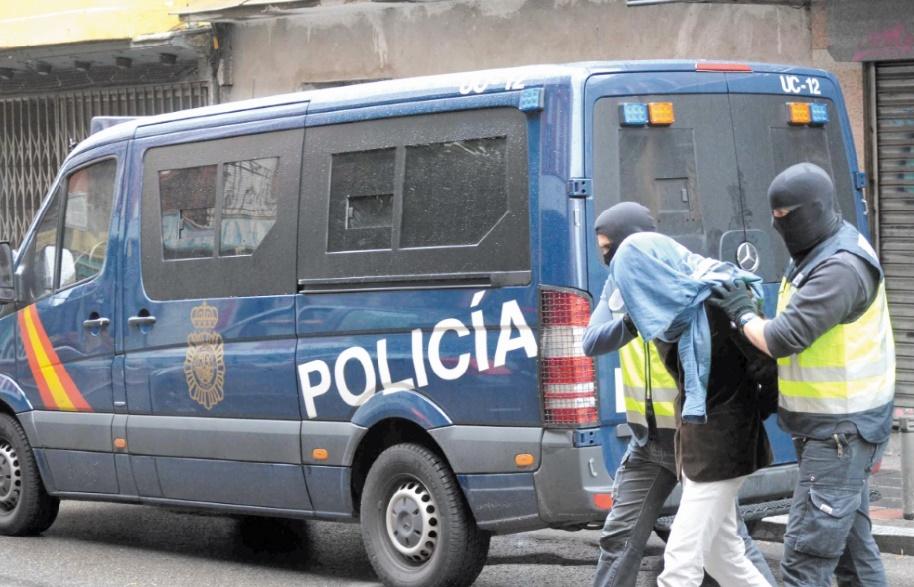 Arrestation de quatre personnes d'origine marocaine à Sebta