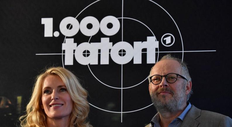 """Millième épisode pour """"Tatort"""", série policière culte du monde germanophone"""