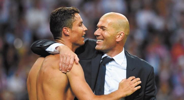 Ronaldo ne votera pas Zidane