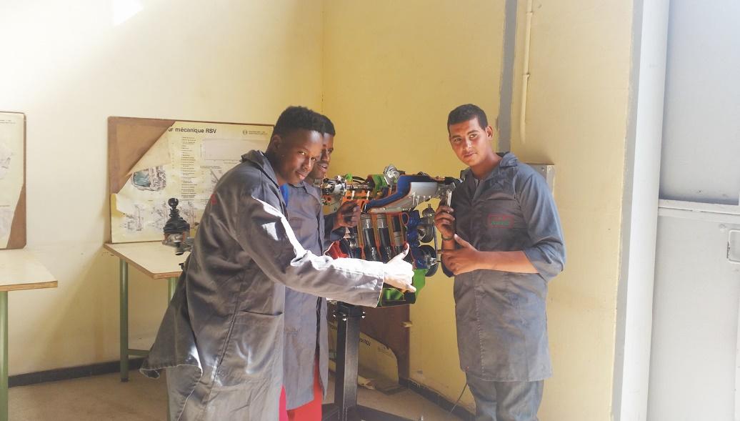 La formation professionnelle, vecteur d'intégration des migrants au Maroc : Louable initiative, mais qui a du mal à aboutir