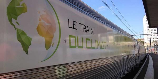 Les chemins de fer marocains et français partenaires pour le développement durable et le climat