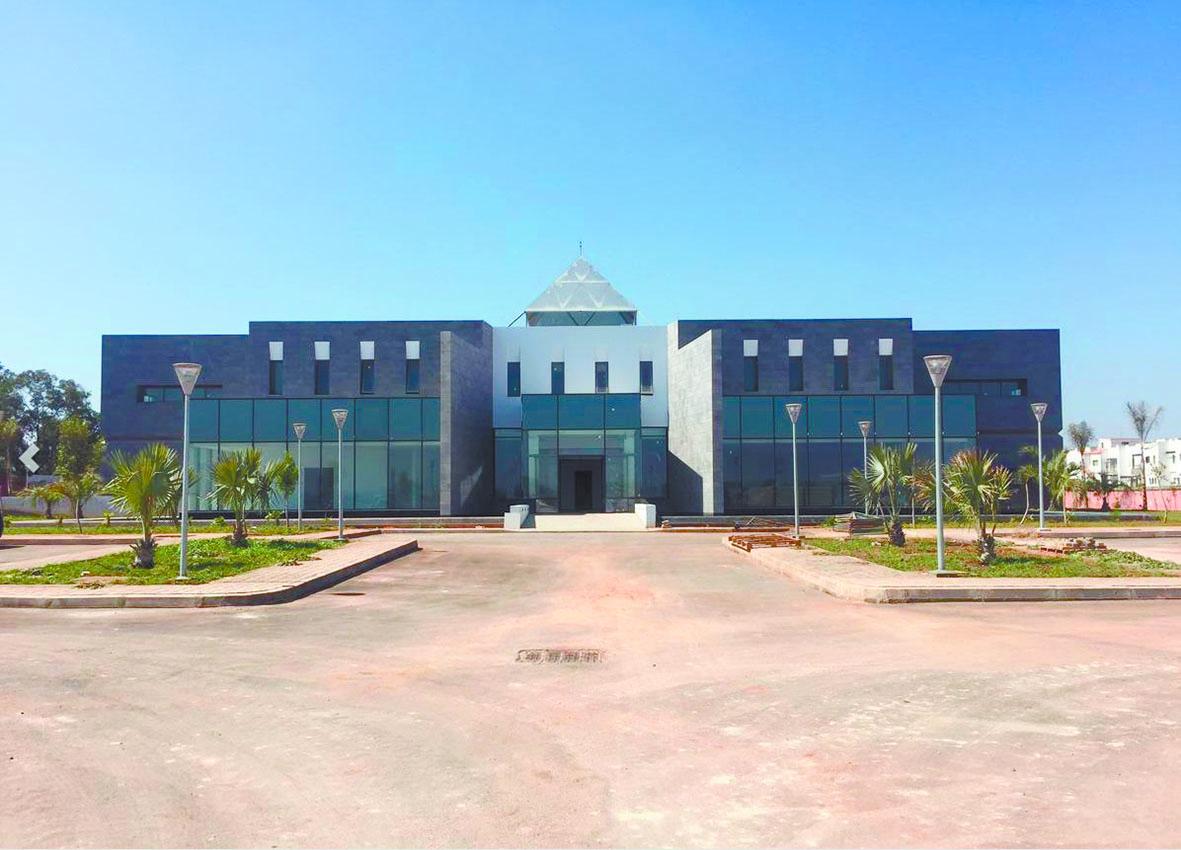 BMCE Bank of Africa Academy certifiée HQE™ niveau très bon