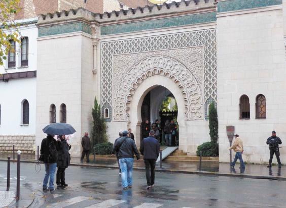 La Mosquée de Paris rend hommage à l'anthropologue des religions