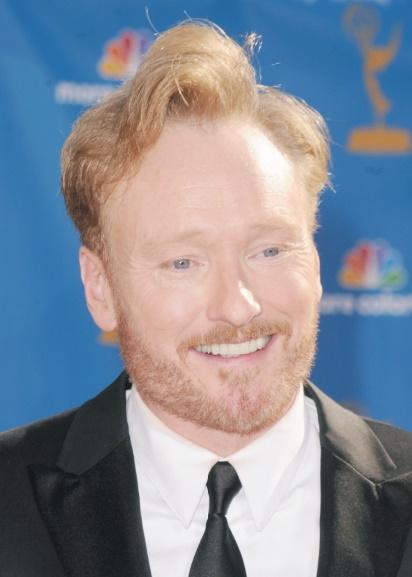 Les acteurs brillamment diplômés de l'Université : Conan O'Brien