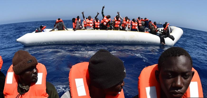 Au moins 18 morts et 340 disparus cette semaine en Méditerranée