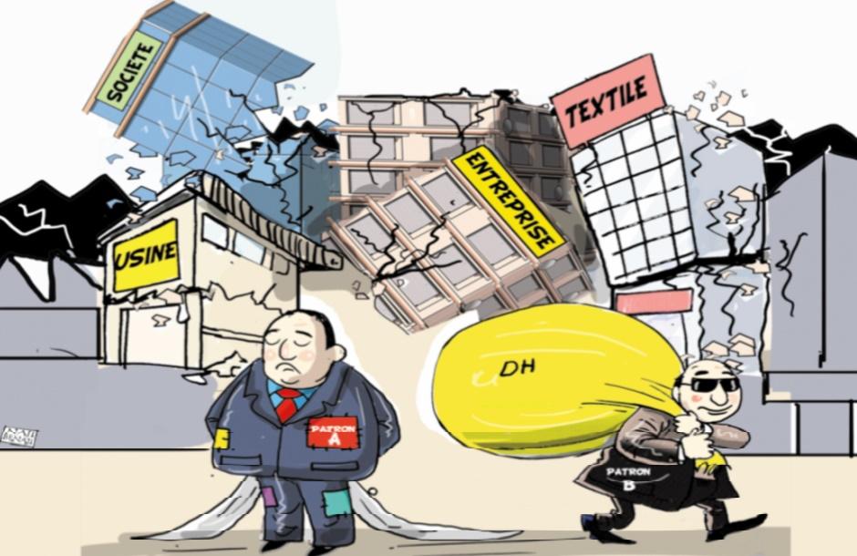Les chiffres fous de faillites inévitables ou provoquées : Le rapport qui fait froid dans le dos