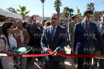Inauguration de projets de développement pour soutenir l'infrastructure sportive à Tiflet