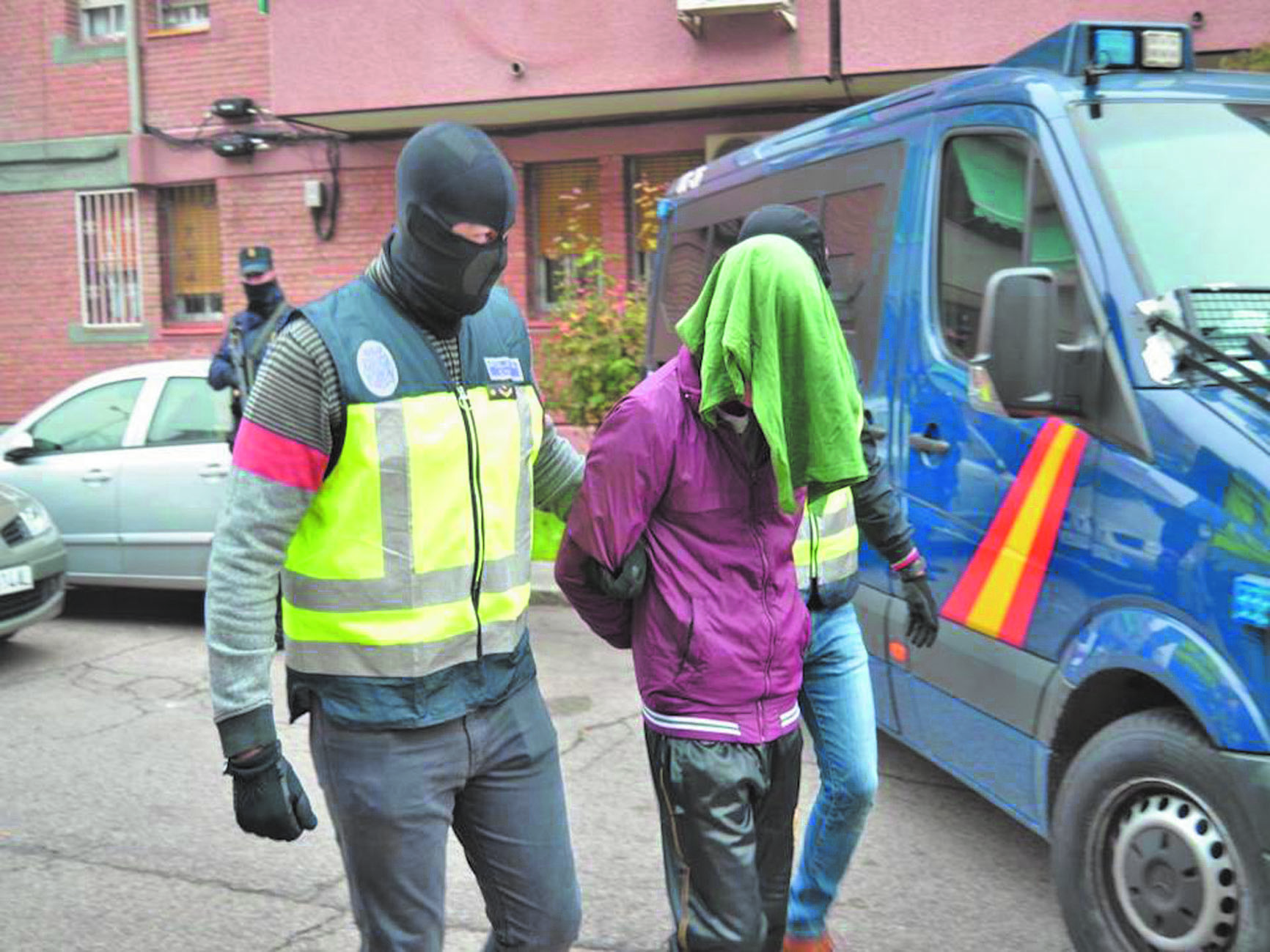 Arrestation de deux jihadistes marocains en Espagne