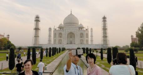 L'Inde détient le record de morts par selfie