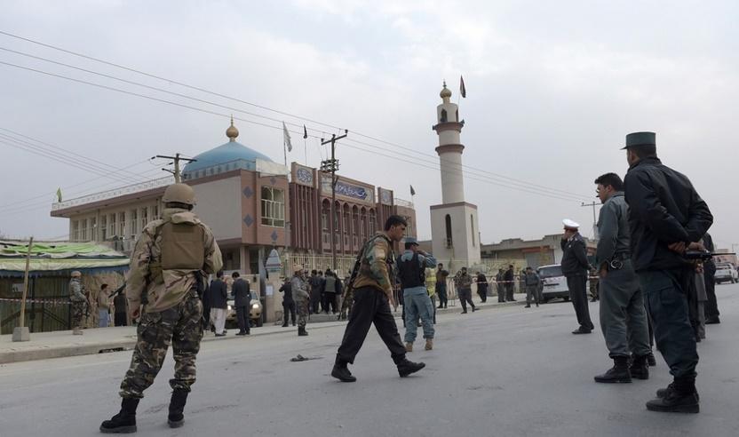 Au moins 27 morts dans un attentat contre une mosquée chiite à Kaboul