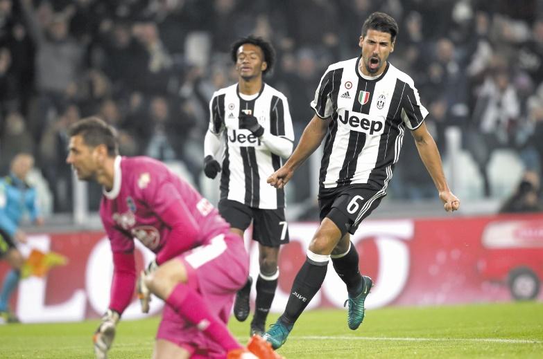 Calcio : Une manche à l'avantage de la Juve