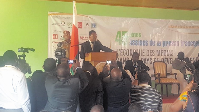 Participation marocaine aux 45èmes Assises de la presse francophone