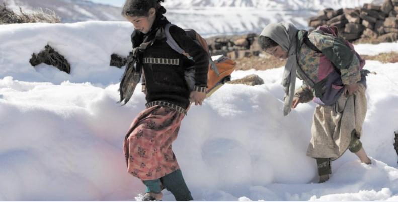 Des mesures pour faire face aux contraintes résultant d'éventuelles intempéries dans les régions montagnardes à accès difficile