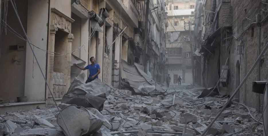 Pilonnage continu à Alep-Est devant une communauté internationale impuissante