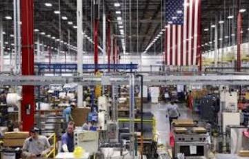 Hausse de la production industrielle en octobre