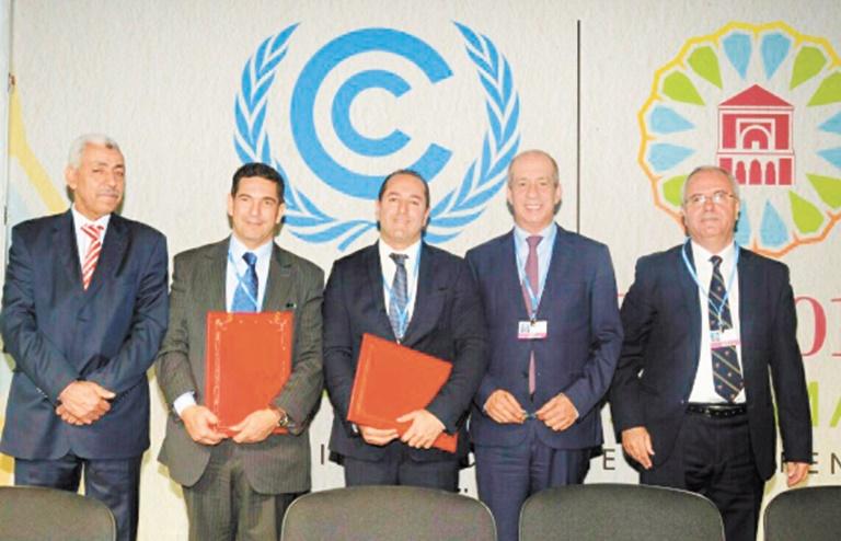 IRESEN signe six conventions pour promouvoir la recherche et le développement dans les domaines de l'eau et du solaire