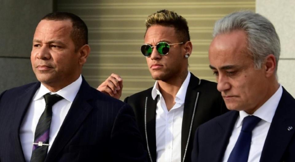 La menace judiciaire se précise pour Neymar