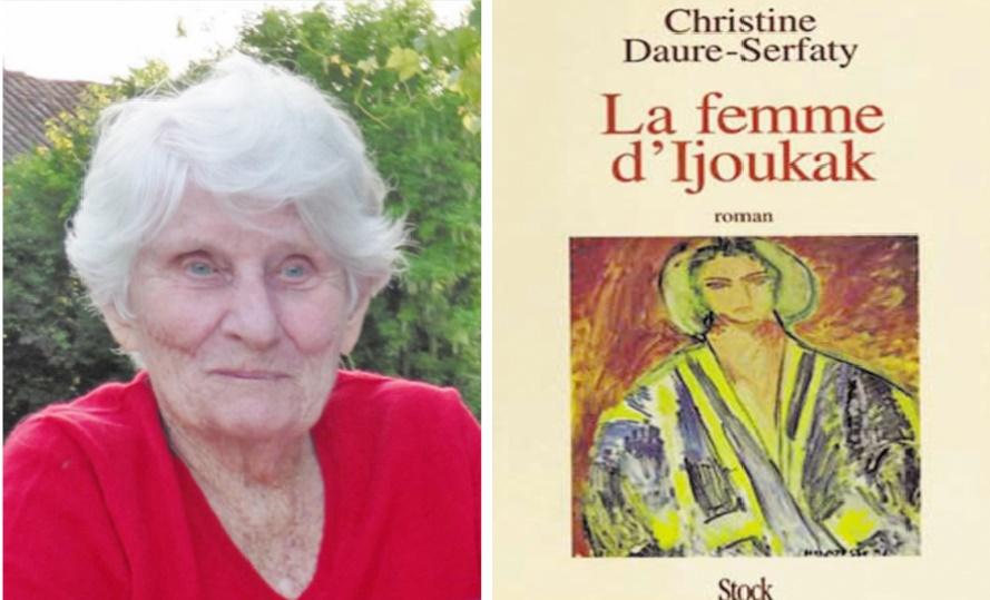 Christine Daure-Serfaty : La femme d'Ijoukak, cette histoire qui est la mienne