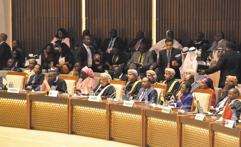 Le Sommet arabo-africain finit en eau de boudin