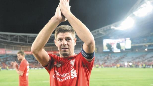 Steven Gerrard, à jamais capitaine de l'armée rouge