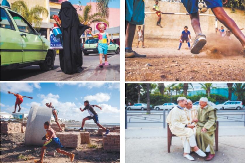 Casablanca exposée par Yassine Alaoui à San Francisco