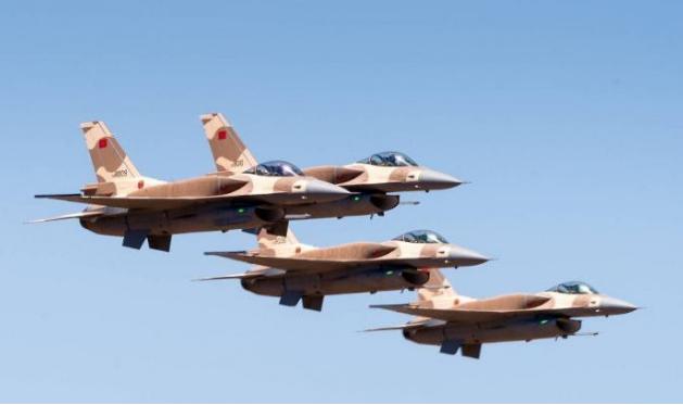 Cure de jouvence et nouveaux équipements pour l'aviation militaire marocaine