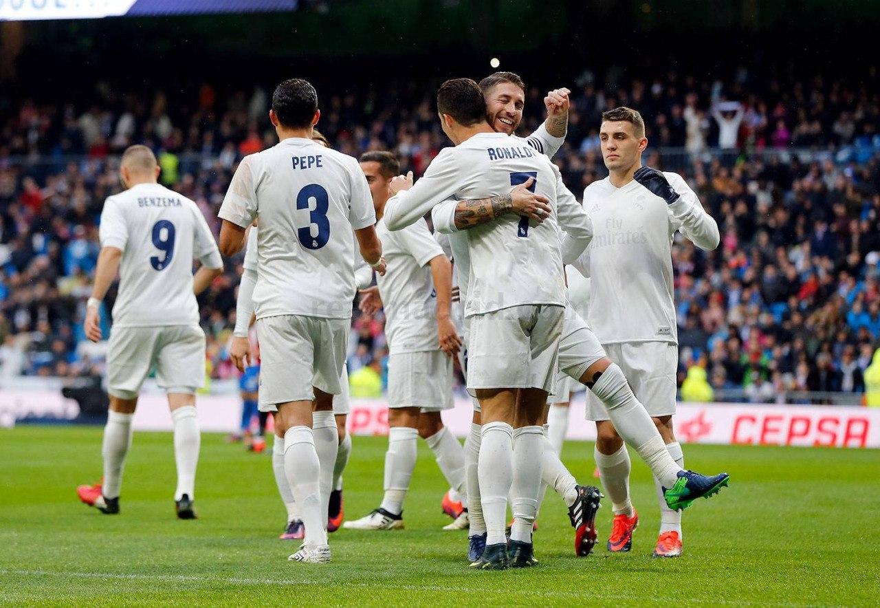 Service  minimum au Real Madrid avant le  clasico