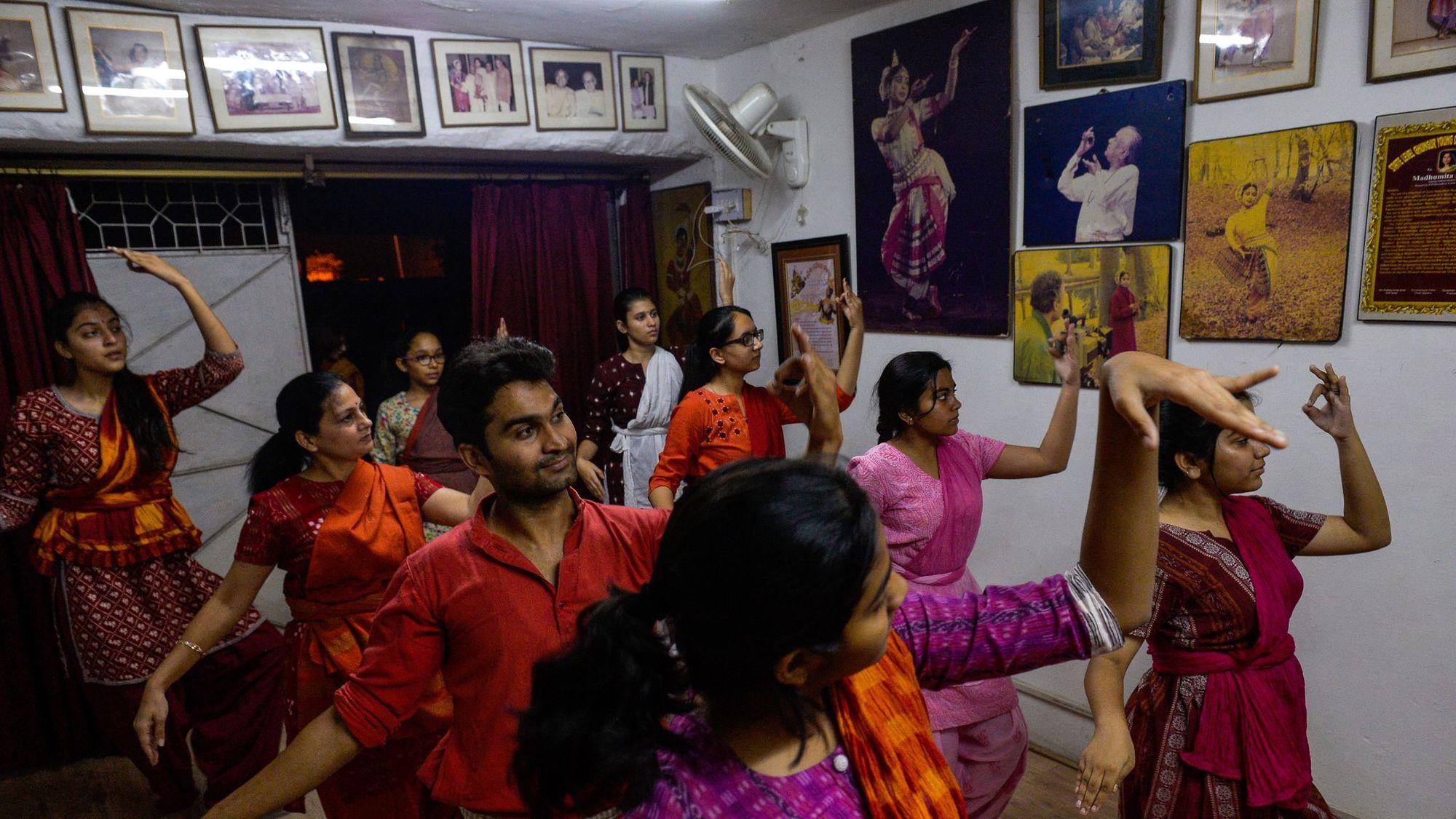 Les modes passent, la danse classique indienne perdure