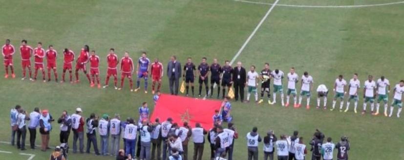 Une fête du football réussie à Agadir