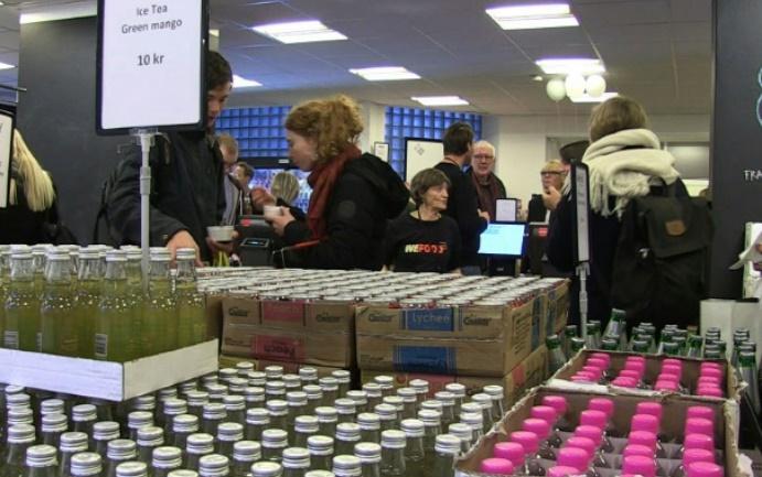 Haro sur le gâchis alimentaire au Danemark