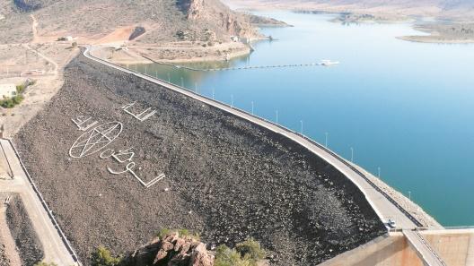 Le taux de remplissage des barrages atteint 45% le 30 novembre