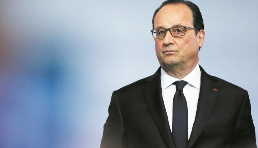 """François Hollande, un président """"normal"""" devenu anormalement impopulaire"""