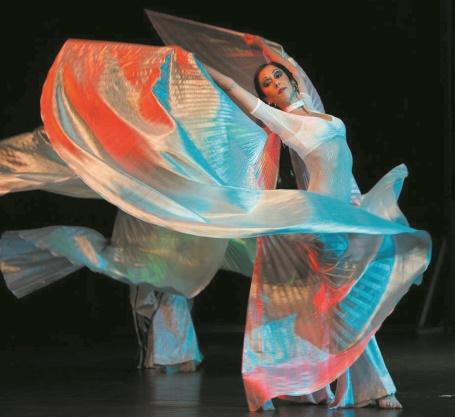 Et de dix pour le Festival international de la danse de Fès !