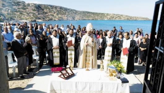 A Chypre, les maronites rêvent de réunification pour sauver leur langue