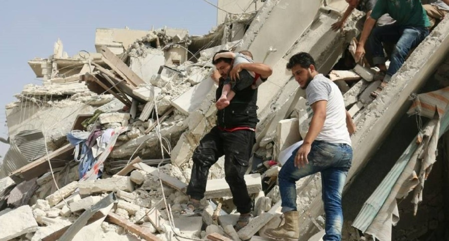 L'armée syrienne prend le contrôle de la totalité de la Vieille ville d'Alep