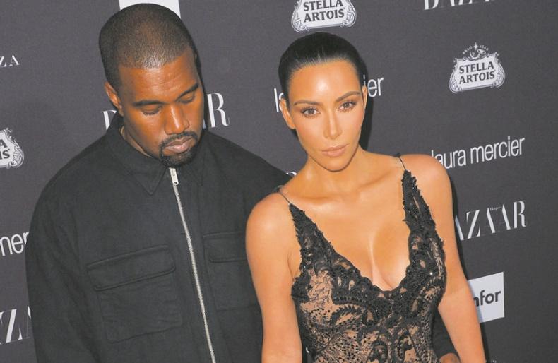 Kim Kardashian voudrait divorcer de Kanye West
