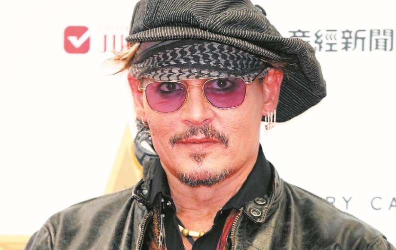 Johnny Depp, un leader incontesté