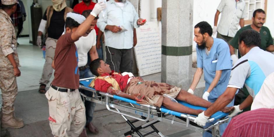 L'EI se retire de Palmyre après  de violentes frappes russes