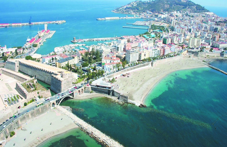 La courbe démographique de Sebta et Mellilia inquiète les Espagnols