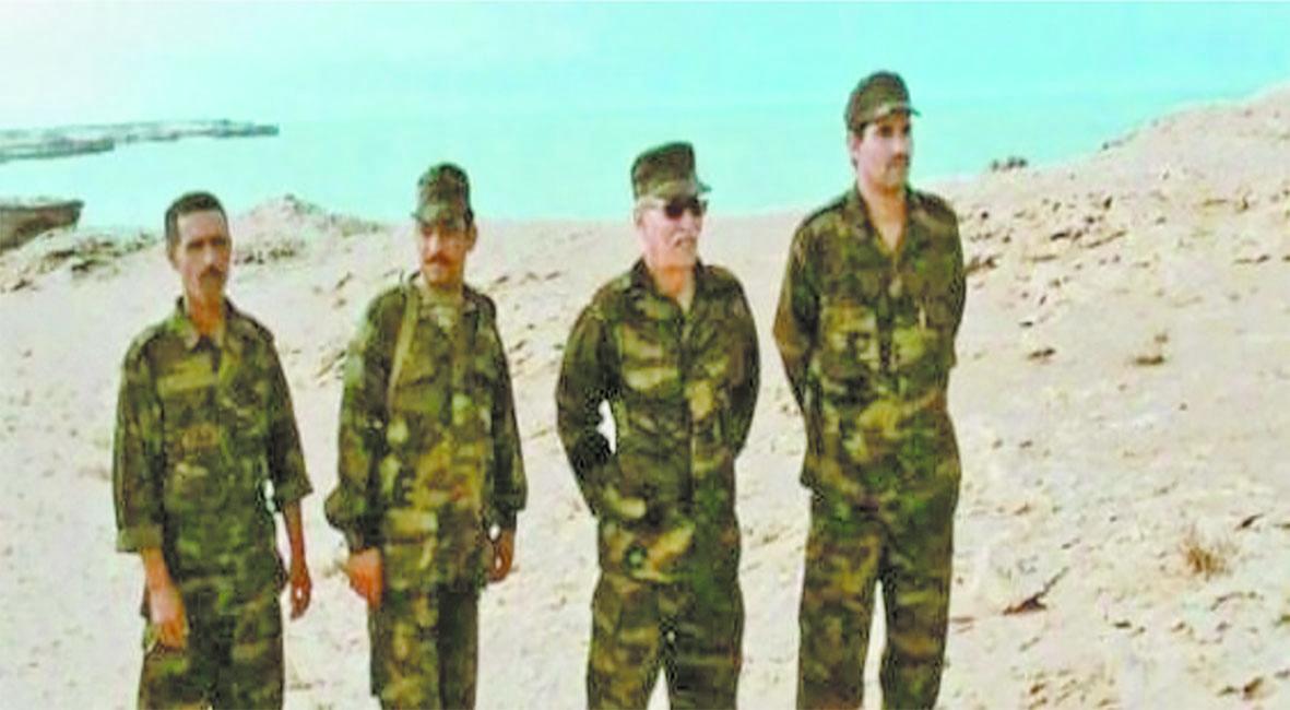 Brahim Ghali en quête de refuge